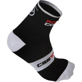 Castelli Rossocorsa 13 Chaussettes, black